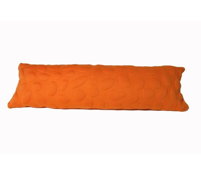 Nook Sleep Pebble Body Pillow In Poppy