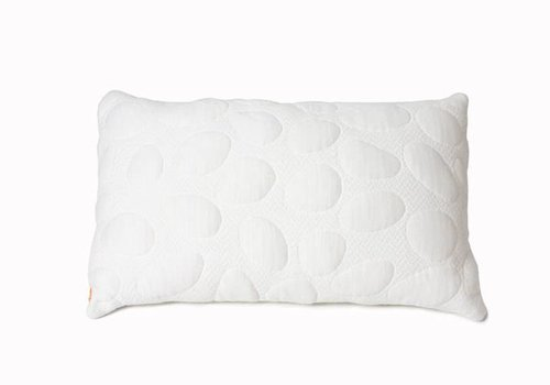 Nook Sleep Nook Sleep Pebble Pillow Standard Size In Cloud