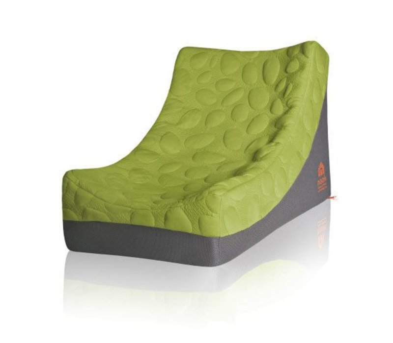 Nook Sleep Pebble Lounger In Lawn