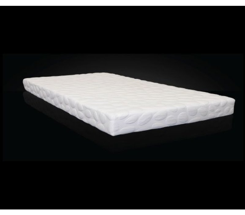 Nook Sleep Full Size Pebble Mattress In Cloud White