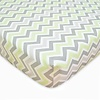American Baby American Baby Percale Crib Sheet CE-ZZ