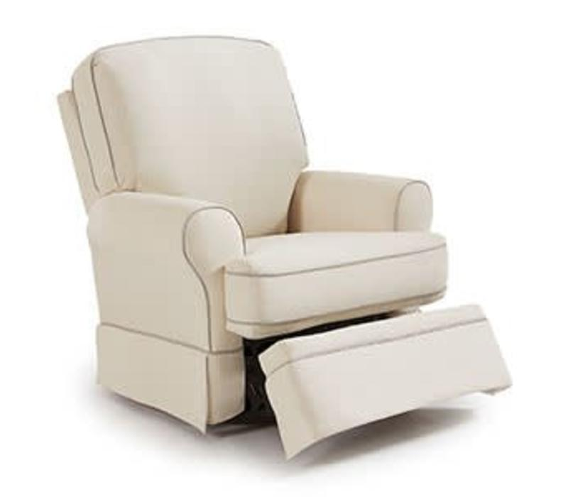 Best Chairs Story Time Juliana Swivel Glider Recliner- Custom Design Your Own Color