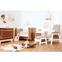 Dutailier Pomelo Convertible Crib- Custom Design Your Own Color
