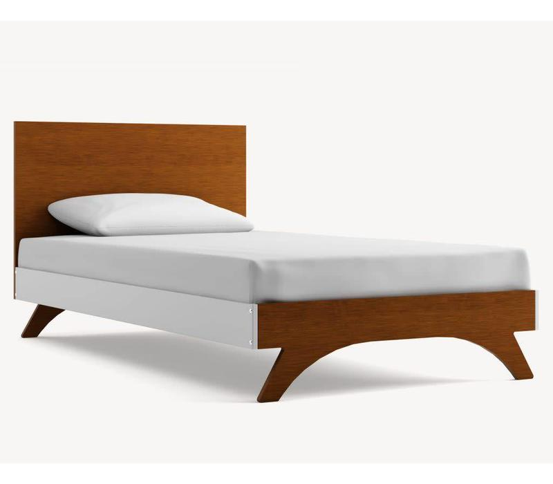 Dutailier Melon Twin Bed- Custom Design Your Own Color