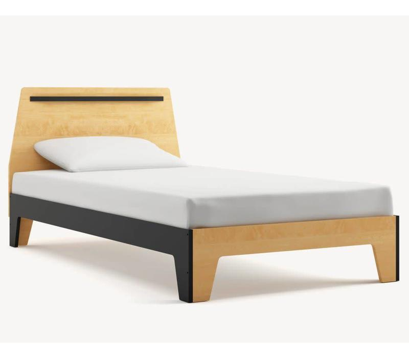 Dutailier Caramel Collection Single Twin Bed- Custom Design Your Own Color