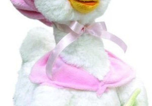 Cuddle Barn Cuddle Barn Animated Mother Goose In Pink