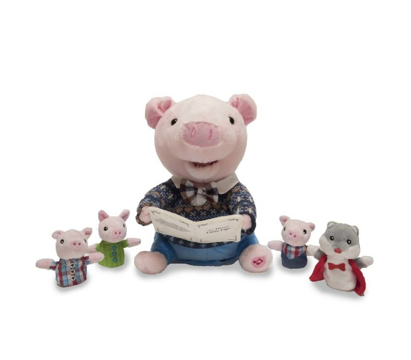 Cuddle Barn Preston The Storytelling Pig