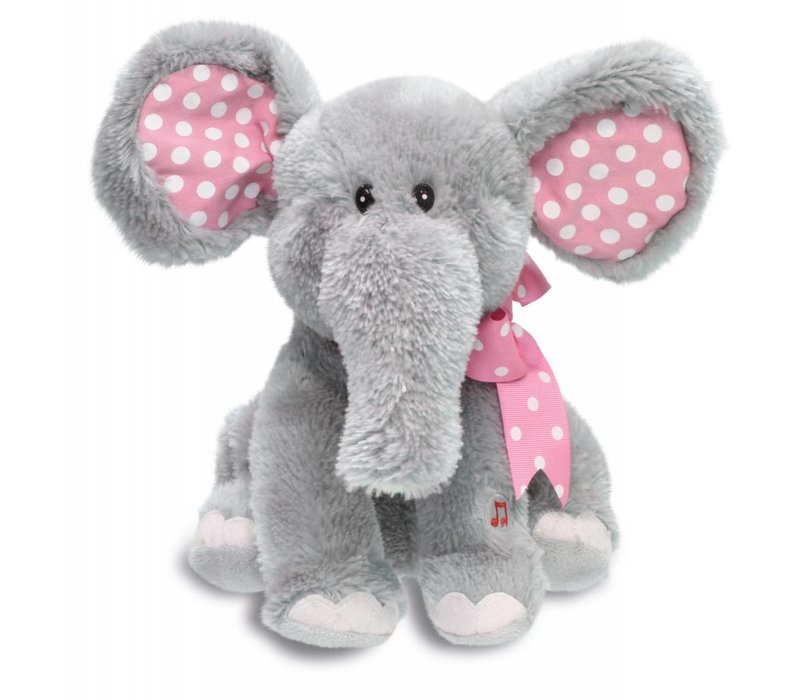 Cuddle Barn Animated Ellie The Elephant