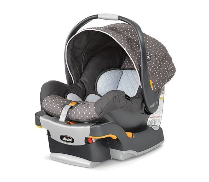Chicco KeyFit 30 Infant Car Seat With Base In Lilla