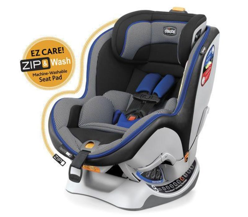Chicco Nextfit Zip Convertible Car Seat In Regio