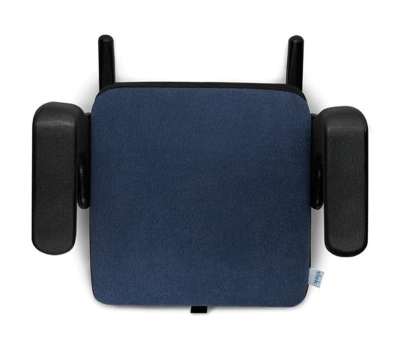 Clek Olli Cypton Super Fabric Booster Seat In Ink