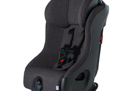 Clek Clek Fllo Crypton Super Fabric Convertible Car Seat In Slate