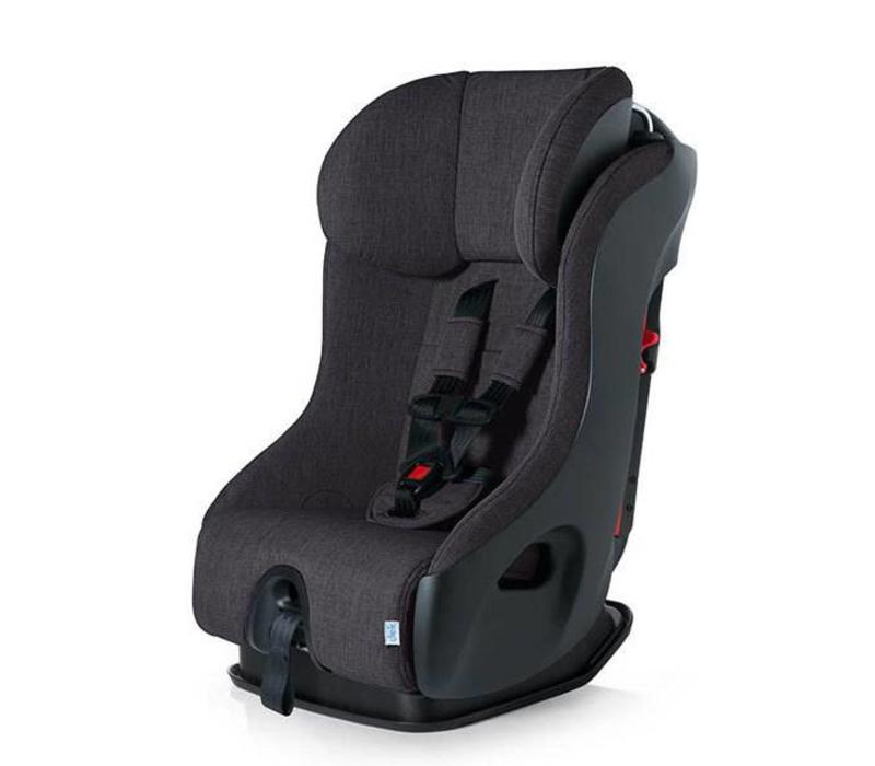 Clek Fllo Crypton Super Fabric Convertible Car Seat In Slate
