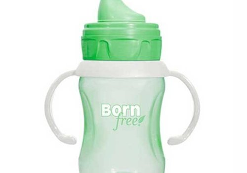 Born Free Born Free 7 Ounce Training Cup In Green