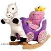 Charm Charm Princess Carriage Rocker