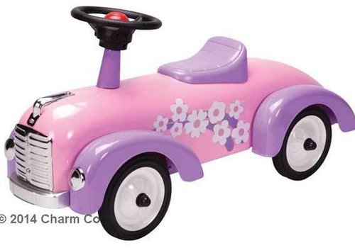 Charm Charm Pink Speedster