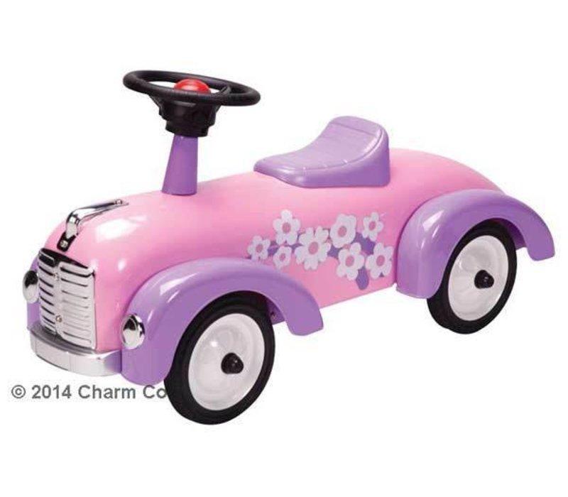 Charm Pink Speedster