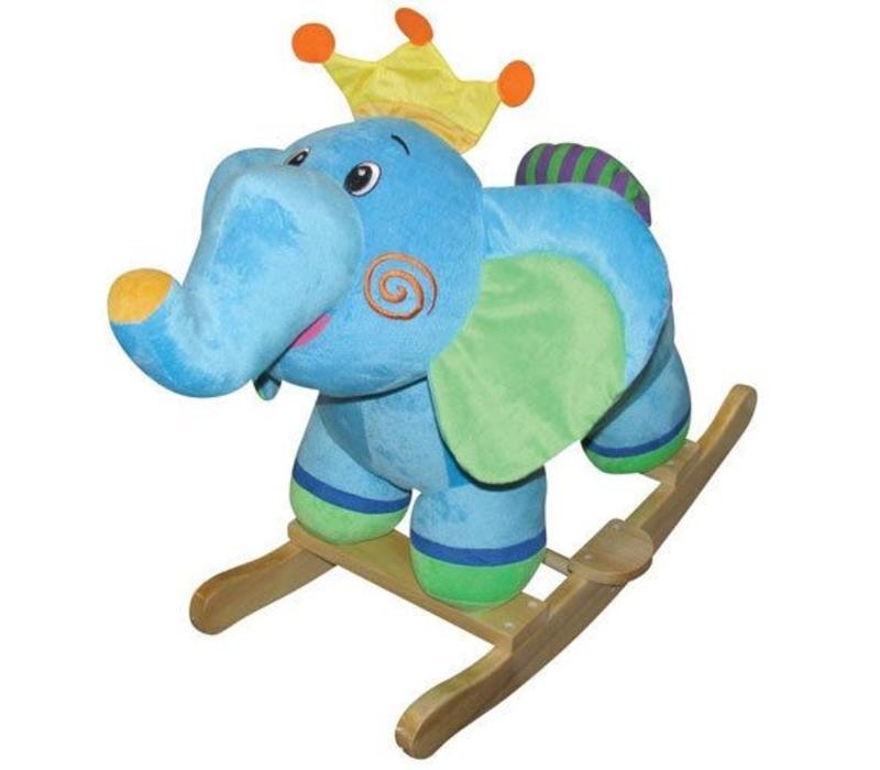 Charm Ella Elephant Rocker