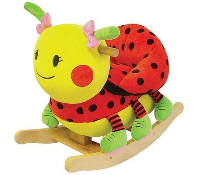 Charm Lady Bug Rocker