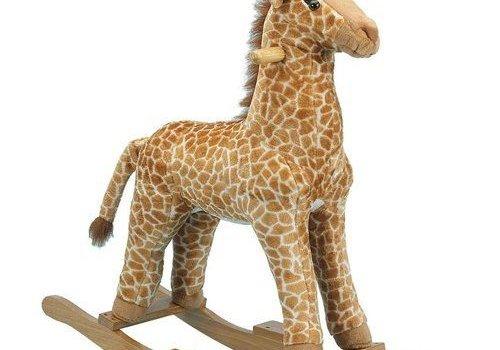 Charm Charm Jacky Giraffe Rocker