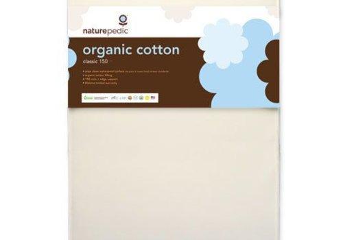 Naturepedic Naturepedic Crib Mattress Organic Cotton Classic 150 Coils
