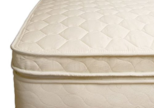 "Naturepedic Naturepedic Organic Cotton Queen Size 3"" Comfort Toppers"