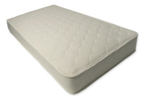 Naturepedic Naturepedic Two Sided Twin XL Size Mattress Quilted Organic Cotton Deluxe