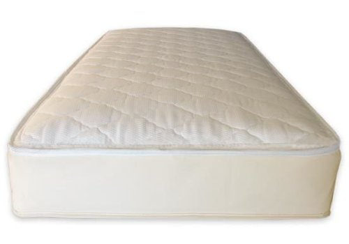 Naturepedic Naturepedic Twin Size Mattress 2 in 1 Organic Cotton Ultra