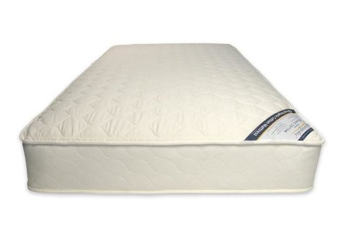 Naturepedic Naturepedic Two Sided Twin Size Mattress Quilted Organic Cotton Deluxe