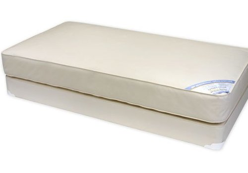 Naturepedic Naturepedic Full Size Mattress Organic Cotton Ultra With Box Spring