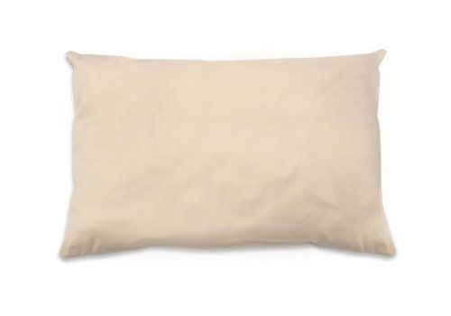 Naturepedic Naturepedic Organic Cotton/ PLA Standard Size Pillow (20x26) - Low Fill