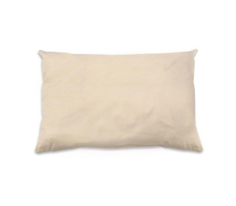 Naturepedic Organic Kapok/Cotton Standard Size Pillow (20x26)