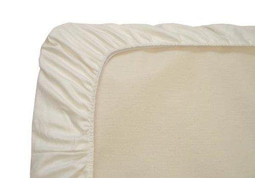 Naturepedic Naturepedic Organic Cotton Ivory Bassinet Sheet (1 Pack)