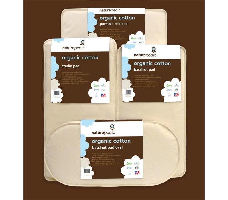 Naturepedic Organic Cotton Mini - Portacrib Mattress