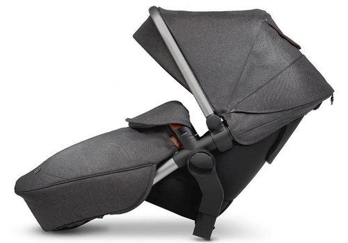 Silver Cross Silver Cross Wave Stroller Tandem Second Seat- Granite