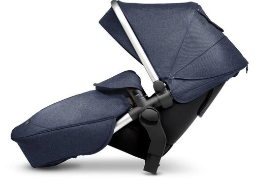 Silver Cross Silver Cross Wave Stroller Tandem Second Seat- Midnight Blue