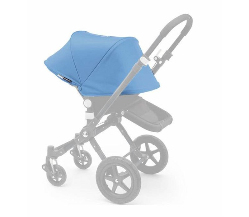 2017 Bugaboo Cameleon3 Tailored Set With Extendable Sun Canopy In Ice Blue