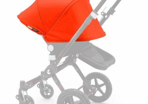 Bugaboo Bugaboo Cameleon3 Tailored Set Extendable Sun Canopy In Orange