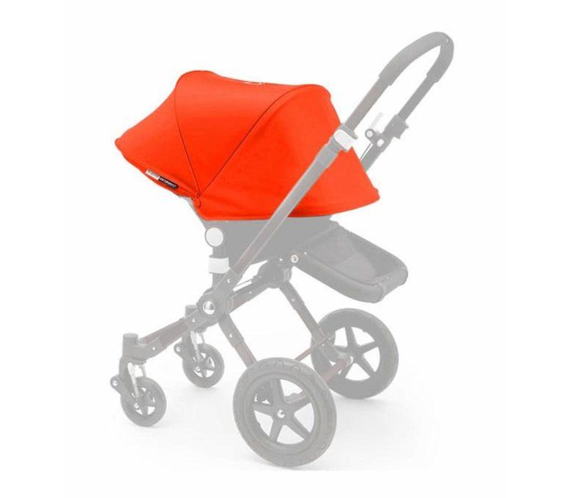 2017 Cameleon3 Tailored Set Extendable Sun Canopy In Orange