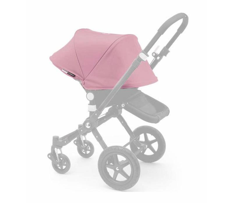 Bugaboo Cameleon3 Tailored Set Extendable Sun Canopy In Soft Pink