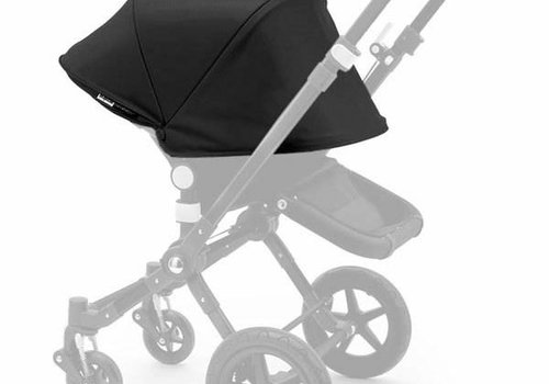Bugaboo 2017 Bugaboo Cameleon3 Tailored Set Extendable Sun Canopy In Black