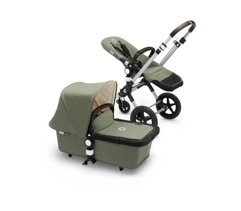 Bugaboo Cameleon3 Classic  (Quilted) Collection In Dark Khaki