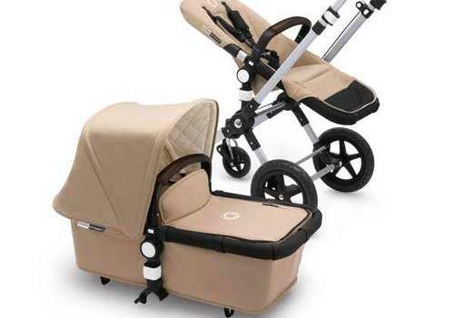 Bugaboo Bugaboo Cameleon3 Classic  (Quilted) Collection In Sand
