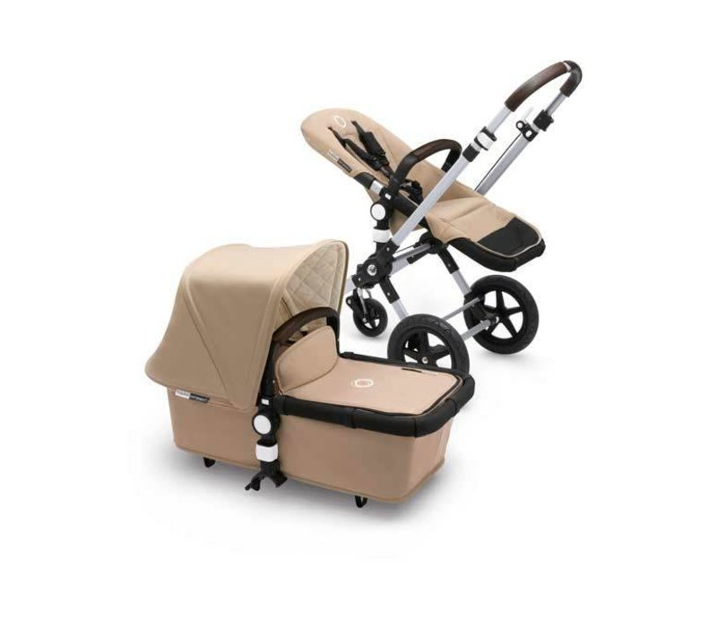 Bugaboo Cameleon3 Classic  (Quilted) Collection In Sand