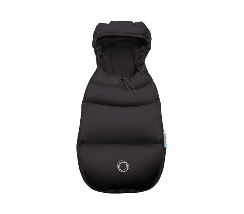 2017 Bugaboo Universal High Performance Footmuff In Black