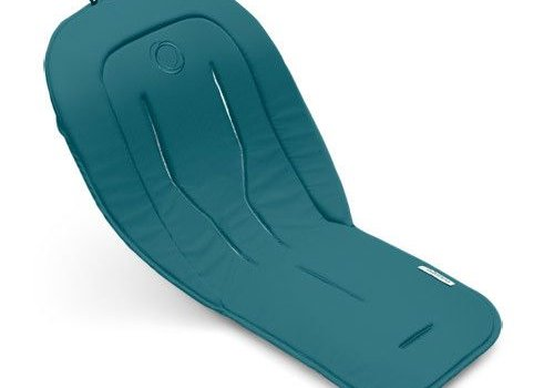 Bugaboo Bugaboo Seat Liner In Petrol Blue