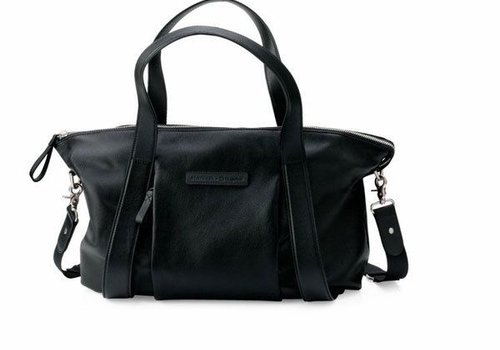Bugaboo Bugaboo + Storksak Leather Changing Bag