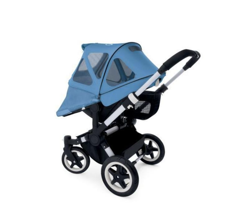 Bugaboo Buffalo/Runner Sun Canopy In Ice Blue