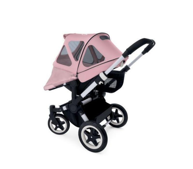 Bugaboo Buffalo Runner Sun Canopy In Soft Pink
