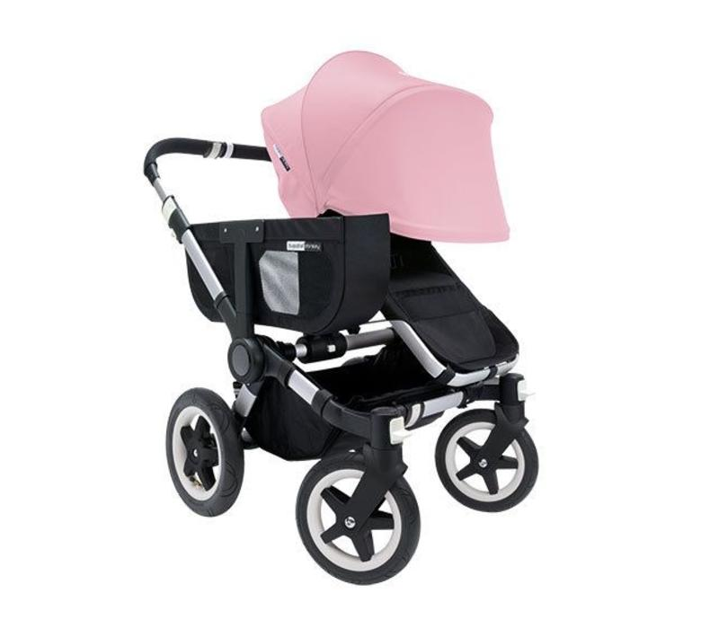 SALE!! Bugaboo Donkey Extended Sun Canopy In Soft Pink